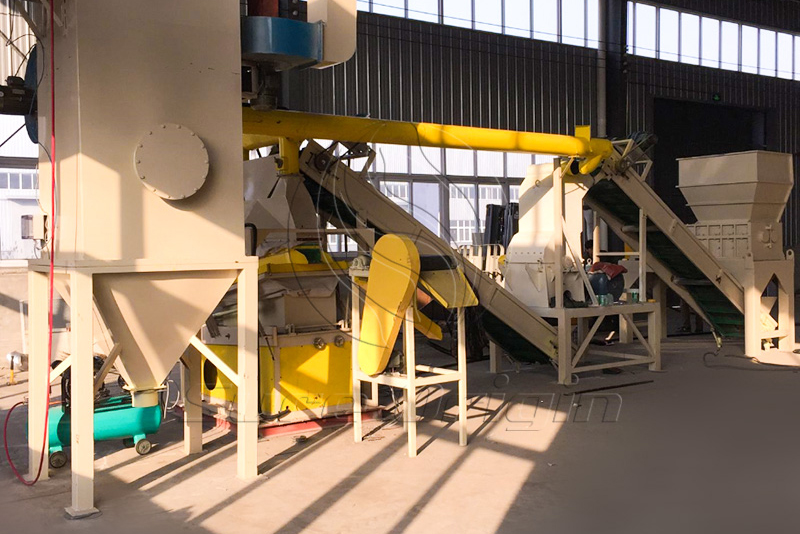 Cómo Separar Y Reciclar El Cobre Y El Aluminio En El Radiador Del Aire Acondicionado De Desecho Nanjing Sure Origin Environmental Protection Technology Co Ltd